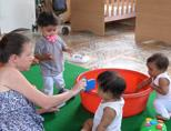 Barn og Ungdom-prosjekt i Ecuador