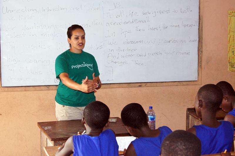 Frivillig på Undervisningprosjekt på Madagaskar