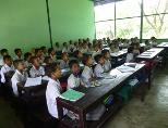 Bli med å undervis i engelsk i Myanmar