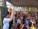 teaching project in Philippines