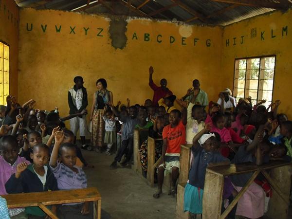 School in Tanzania