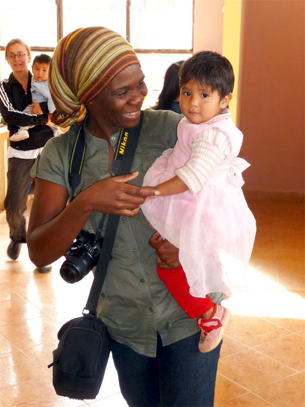 Care in Bolivia