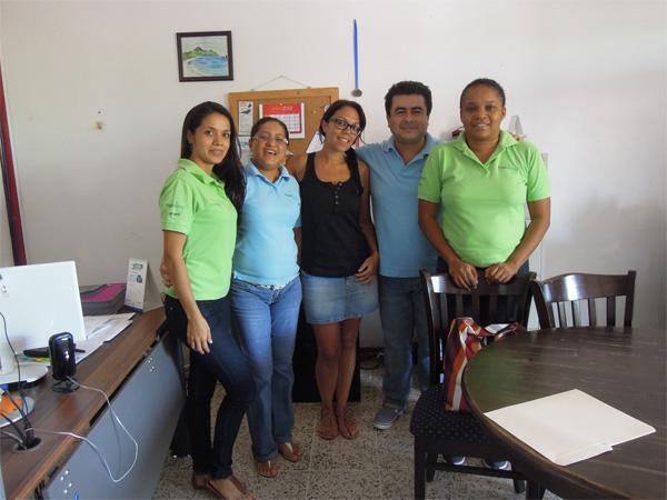 Journalism volunteers