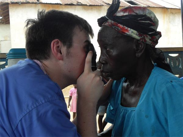 Medical placement in Ghana
