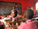 Teaching in Cape Coast