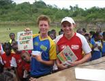 Sports volunteers