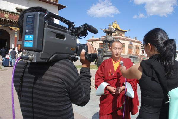 TV Journalism in Mongolia