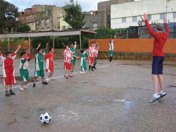 Sports Training in Rabat