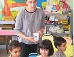 Volunteer on Care programme