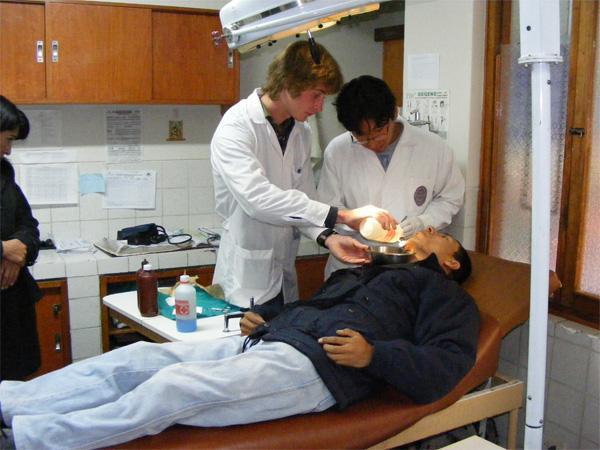 Dentistry internship