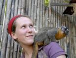 Conservation volunteer