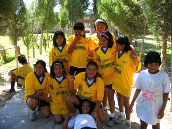 Sports team in Bolivia