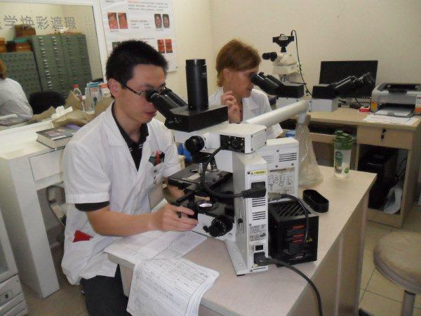 Medical placement in China