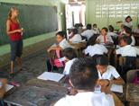 Teaching in primary school
