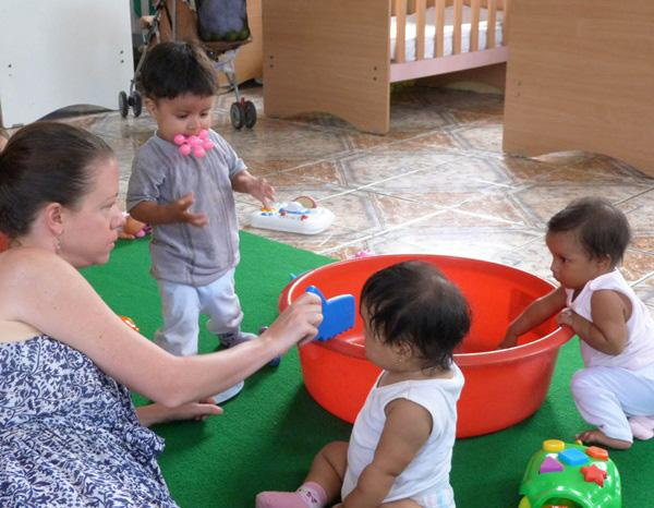 Care Project in Ecuador