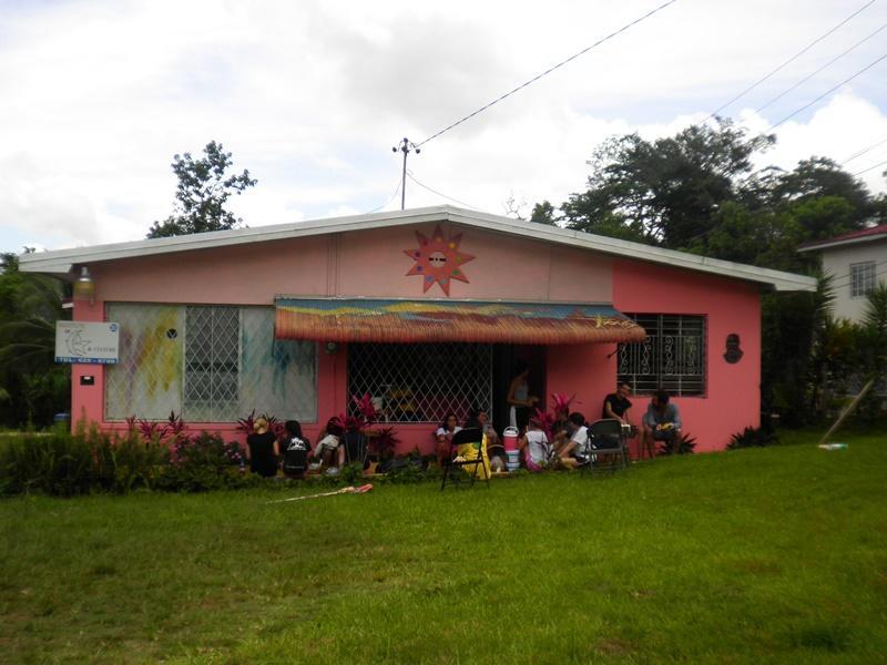 Care placement for high-school volunteer program in Jamaica