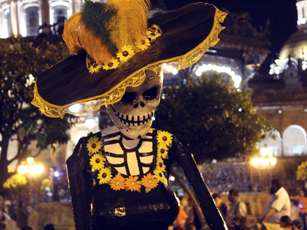 Dia de Muertos celebrations