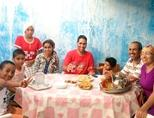 Wonderful host family in Morocco, Africa