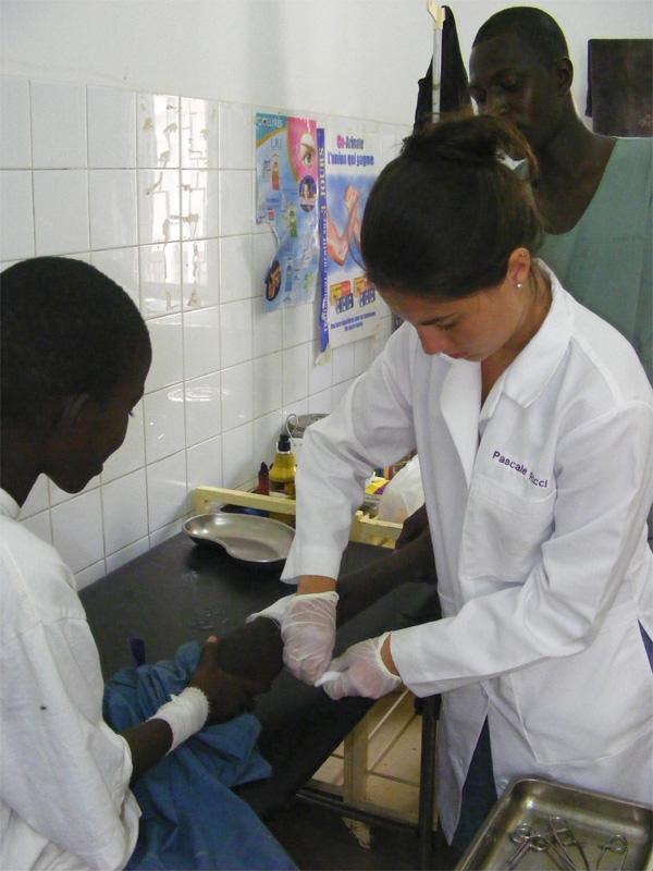 Medical Volunteer in St. Louis