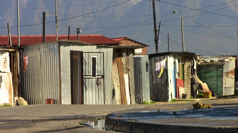 Township in Cape Town