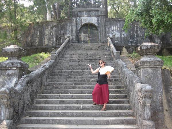 Temple site