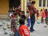Sports project in Vietnam