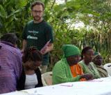 Felix, Wirtschaftspraktikum in Tansania