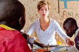 Judith, Unterrichten in Kenia