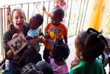 Lara, Sozialarbeit in Jamaika