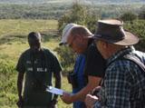 Michael, Naturschutz in Kenia