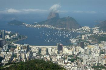 Brazil becomes the number one gap year destination for British professionals