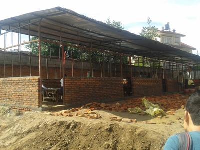 プロジェクトアブロード、ネパール大地震復興支援プロジェクトで、9つの教室の再建に成功~引き続き現地ボランティア募集