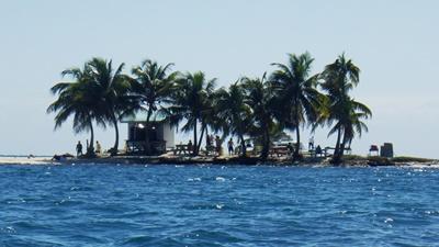 カリブ海のベリーズ