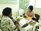 ボランティアと並行して語学留学 - インドで開始