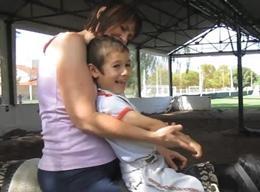 Pferdetherapie in Argentinien