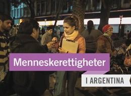 Menneskerettigheter i Argentina