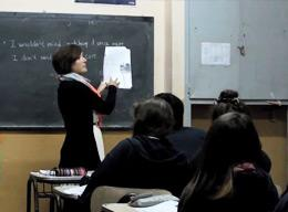 A Teaching Volunteer in Argentina