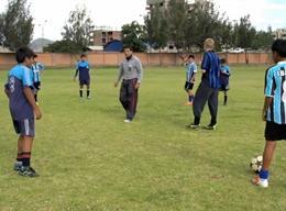 Fotball i Bolivia