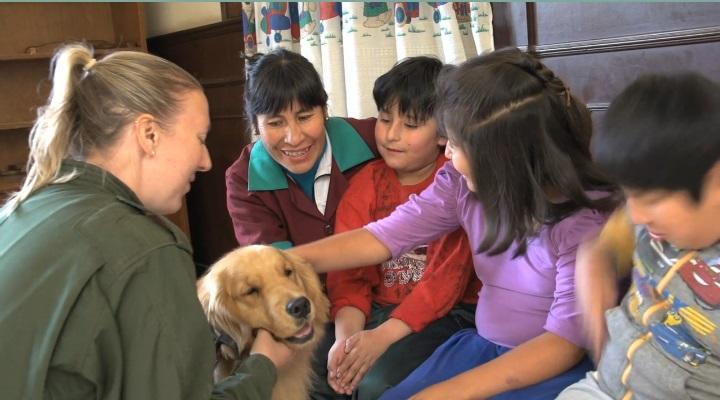 Frivilligt arbejde med Hundeterapi i Bolivia | Projects Abroad