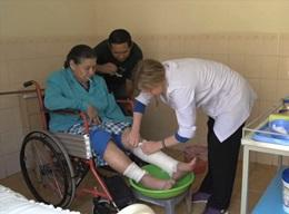 Nursing in Bolivia