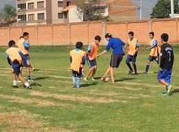 Piłka nożna w Boliwii