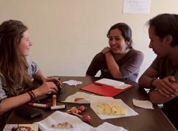 Undervisning i Bolivia