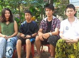 ケア&コミュニティ in カンボジア 体験者インタビュー
