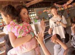Sociale zorg in Cambodja