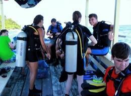 Dykning & Marineprojekt