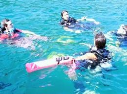 Marine & dykningsprojekt