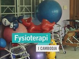 Fysioterapi praktikophold