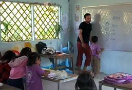 Mission humanitaire - enseignement de l'anglais au Cambodge