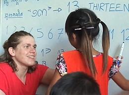 Missioni Umanitarie in Cambogia