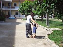 Occupational Therapy in Cambodia